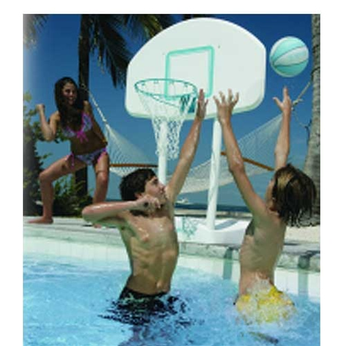 Spa Mechanics - JUNIOR HOOP portable pool basketball set