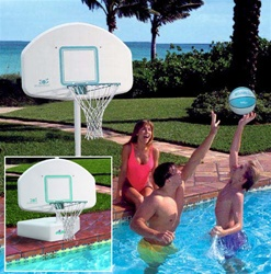 SPLASH & SHOOT POOL BASKETBALL