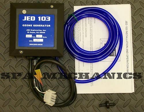 JED OZONE GENERATOR 103